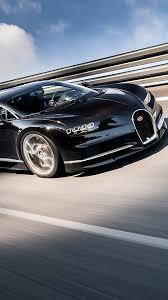 gold bugatti chiron bugatti chiron black color front side motion blur speed wallpaper