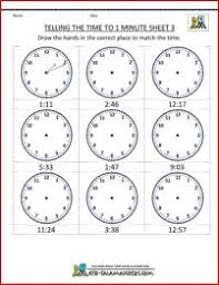 clock worksheets correct the time sheet 2 teaching pinterest