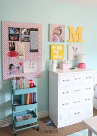 ikea hack raskog cart girls bedroom decorating and storage
