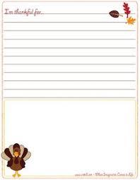 Thanksgiving Writing Paper St Patrick U0027s Day Leprechaun Luck Clover Four Leaf Clover