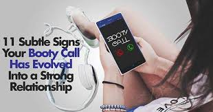 Booty Call Meme - subtle signs your booty call has evolved into a strong relationship
