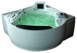 Oversized Bathtubs For Two Whirlpool Bathtubs A Whirlpool Bath Alfi Eago Am161r 5u0027