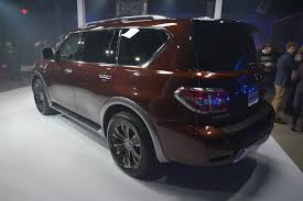 nissan armada 2017 price in usa 2017 nissan armada suv lands in chicago