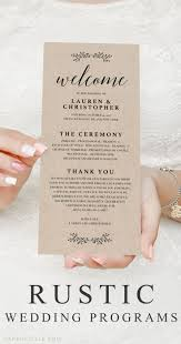 Wedding Party Program Template Sample Wedding Programs Layout Wedding Program Wording Templates