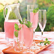 Best Party Cocktails - 5 fun pink drinks to serve at your next shower or party best