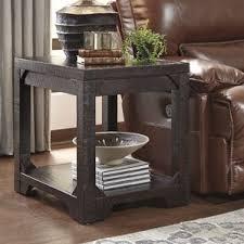 livingroom end tables industrial end side tables you ll wayfair