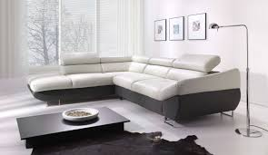 Sectional Sofa With Storage Chaise Fabio Sectional Sofa Sleeper With Storage Creative Furniture
