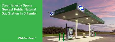 newest clean energy opens newest public natural gas station in orlando