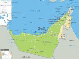 map of oman and uae geography of oman inside uae geographical map