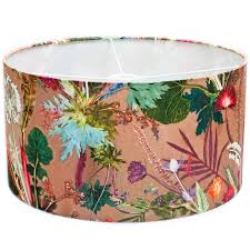 country home style table or pendant lampshade by gillian arnold