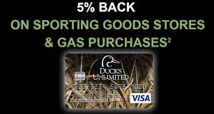 get 5 cashback on purchase fnbo ducks unlimited credit card review 5 back on sporting