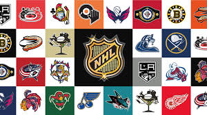 nhl logos redesigned with vegas flair team logo nhl and