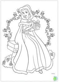 disney princess snow white 6 7 dwarves coloring
