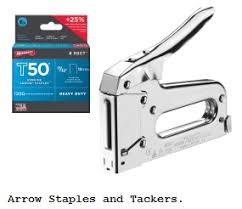 arrow staples and tackers arnaiz electronics and electrical supply