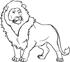 lion coloring pages coloring pages kids