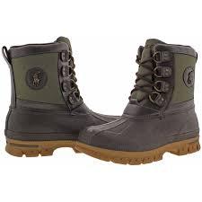 polo ralph lauren crestwick men u0027s snow duck boots waterproof