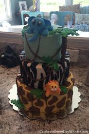safari themed baby shower celebrate every day with me