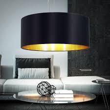 Esszimmer Lampe Gold Elegante Pendelleuchte Aus Nickel Und Stoff Lampen U0026 Möbel