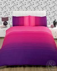 Double Duvet Cover Sets Uk Striped Plum Printed Duvet Cover Bedding Uk