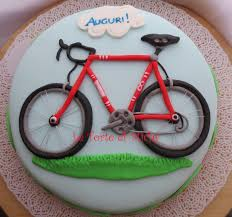 bicycle cake le torte di michy