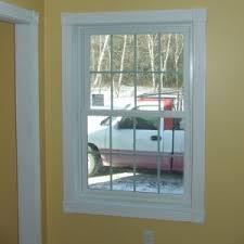 Colonial Windows Designs Sample Colonial Style Fluted Window U0026 Door Trim