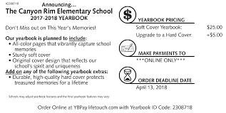 make a yearbook online student yearbook elementary pta