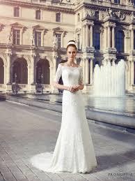edisson collection de robes de mariée pronuptia robe mariée