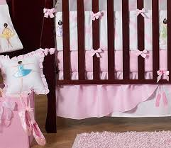 Ballerina Crib Bedding Sweet Jojo Designs Ballet Dancer Ballerina Pink And White Baby