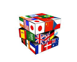 Fsu Flag 3d Puzzle Cube With World Flags Cumberland International Early
