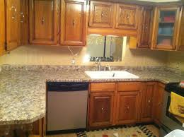 kitchen without backsplash countertop without backsplash modern home