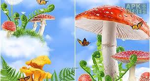 wallpaper 3d mushroom 3d mushroom new live wallpaper for android free download at apk here