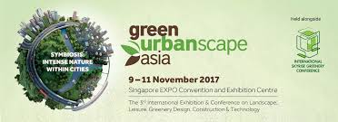 greenurbanscape asia 2017