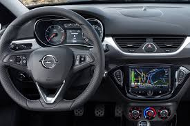opel corsa opc 2016 new photos of opel corsa opc expose interior