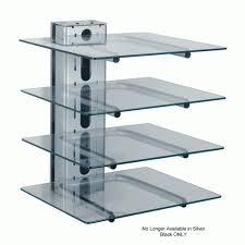 wall mounted av shelves mono and stereo high end audio magazine audio suspension asu 100