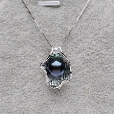 black pearl chain necklace images Best 25 pearl pendant ideas pearl pendant necklace jpg