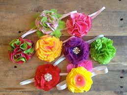 flowers for headbands no bow no go series diy pom pom headband s me time