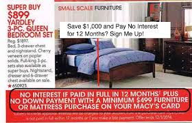 furniture stores black friday should you sign up for a store credit card on black friday