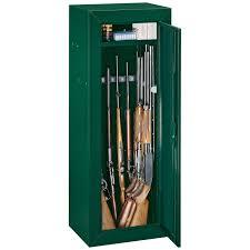 Stack On 16 Gun Double Door Cabinet American Furniture Classics 910 Woodmark Series 10 Gun Cabinet