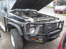 nissan patrol 1995 nissan patrol gq y60 tb42 efi petrol manual 1995 wrecking