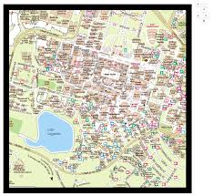 Stanford Maps Campus Map Stanford Tomb Of Horrors Map