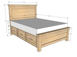 trendy design ideas queen size bed frame dimensions inches 20 best