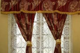 Drawstring Drapes Cleaning Curtains Thriftyfun