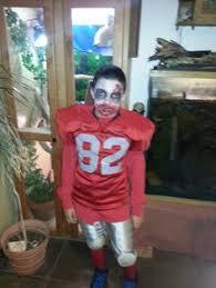 Boys Football Halloween Costumes Spooky Football Player Halloween Football