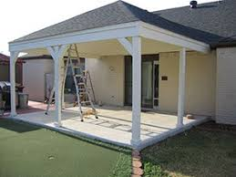 Attached Patio Cover Designs Attached Patio Cover Designs
