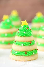 Christmas Crepe Paper Decorations by Crepe Paper Christmas Tree Cake Topper Paper Trees Forest Cake