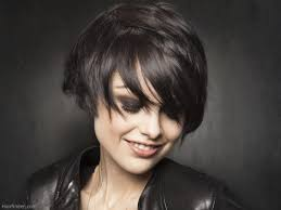 full forward short hair styles short haircut undercut and with styling to the front