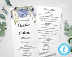 Wedding Program Templates Fans Rustic Wedding Program Fan Template Fan Wedding Program