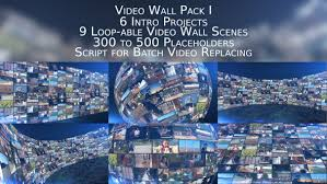 multiscreen archives free after effects template videohive