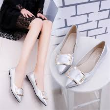 wedding shoes direct wedding shoes direct selling sale basic fashion slip on flock