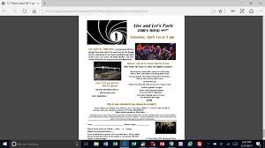 events 2017 archive page